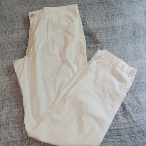 Ralph Lauren white pants